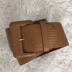 Chetta B Leather Belt